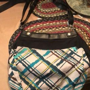Thirty-one skirt purse with suite skirt included